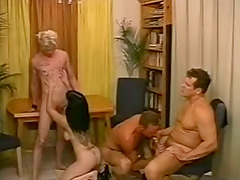 Three Bisexual Dudes Have Hot Fun With..