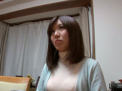 Naughty Saki Mizumi gives a rimjob and..