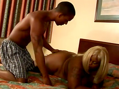 Black Butt BBW Fucking Doggystyle And..