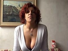 Naturally Busty Italian Amateur With a..