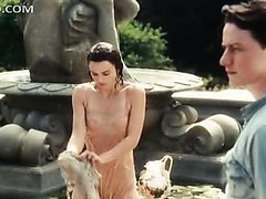 Sensual Keira Knightley All Wet In a..