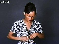 Sensual Ebony Movie Star Theresa..