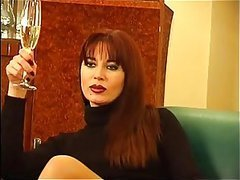 Latina Dominatrix Lady Ramirez Gets..