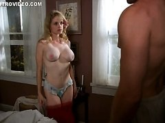 Hot Stephanie LaFleur Gives Blowjob in..