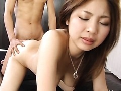 Busty Anna Kousaka gets her Hairy..
