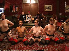 Massive BDSM Parties With Sexy Babes..
