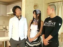 No one sucks a cock better than Yuuki..