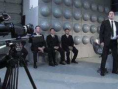 Behind The Scenes Of A M.I.B Parody Film