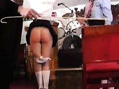 Kinky Teachers Get Their Round Asses..