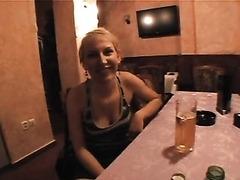 Busty Blonde Babe Gets Slutty When..