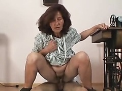 Hardcore Fucking For This Mature
