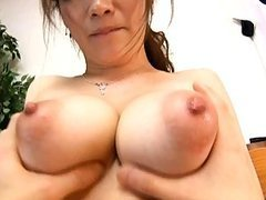 Seira Moroboshi big breasts groped by..
