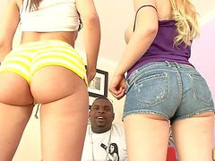 Addi Crue and Kelly Divine enjoy..