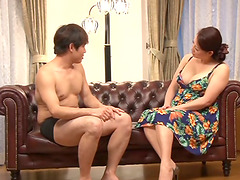 Wild Asian Couple Had Perfect Time In..