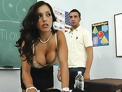 Big Boner Student Kerian Fucks The..