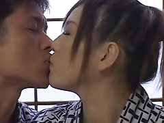Hot Asian chick is getting fucked so..