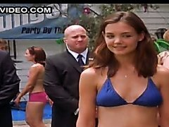 Stunning Katie Holmes Is The..