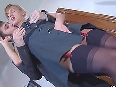 Rosa&Marcus nylon fucking video