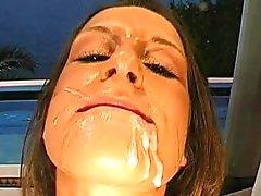 Celine loves deep anal stimulation