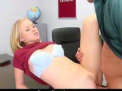Tracy Sweet blonde school girl..