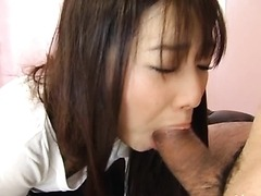 Horny Asian Babe Kaori Natsuno Gets..