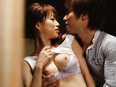 Hot and Horny Asian MILF Gives A Great..
