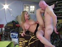 Mature blonde Monika fuck with that..