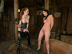 Ariel X keeps Natali Demore in the..