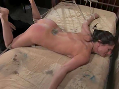 Horrible sex slave Tabatha Tucker is..