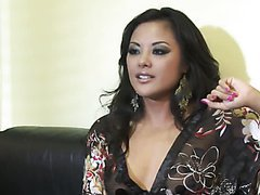 Stunning Office Sluts Kaylani Lei and..