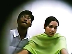 Indian Couple Caught on Camera