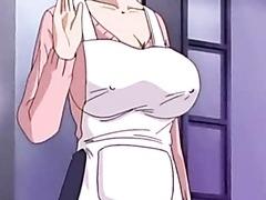 Hot Hentai Slut Sucks a Cock and gets..
