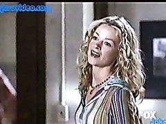 Mesmerizing Blonde Celeb Callie De..