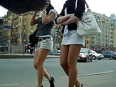 Spectacular Voyeur Upskirt Video