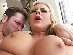 Bree Olson Sure Knows How To Work Her..