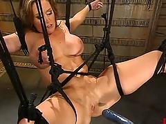 Busty milf Christina Carter gets..