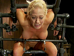 Curvaceous Holly Heart gets her..
