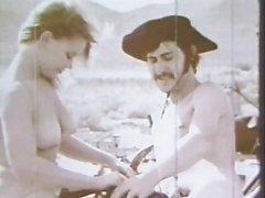 Stunning Retro Blonde Babe Sucks Cock..