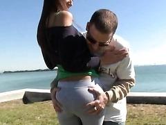 Hot Ass Teen Katie Jordin Shows Her..