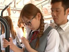 Japanese Babe get Banged in a Public..