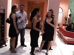 Irresistible Ladies Have Hardcore Sex..