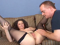 Mature Couple Still Loves to Suck and..