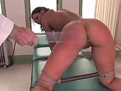 Charley Chase gets tormented and..