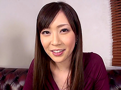 Hot POV fun with the kinky Asian babe..