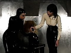 Latex-Loving Dominatrices Make Their..