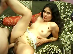 Goddess Adaza Goes Hardcore With A..