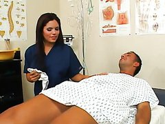 Perverted Patient Gets His Just..