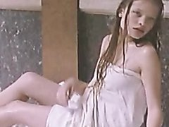 Sexy Melanie Thierry Swiming Naked in..