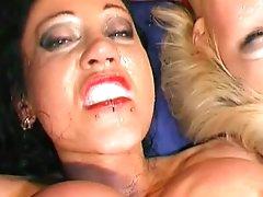German sluts gang banged on cam