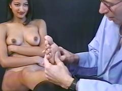 Sweet Nadia Nyce Gets A Nice Massage..